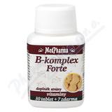 MedPharma B-komplex Forte tbl. 37
