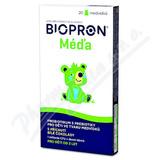 Walmark Biopron MÉĎA 20ks probiotických medvídků