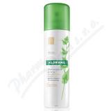 KLORANE Suchý šampon kopřiva-tmavé vlasy 150ml