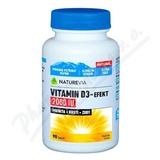 Swiss NatureVia Vitamin D3-Efekt 2000IU tbl. 90