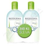 BIODERMA Sébium H2O 500 ml 1+1 (FESTIVAL)