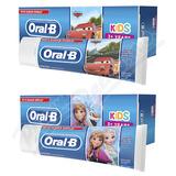 Oral-B zubní pasta dětská Frozen-Cars 75ml