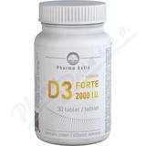 Vitamín D3 FORTE 2000 I. U. tbl. 30