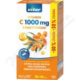 Revital Premium Vitamin C 1000mg+rakytník tbl. 120