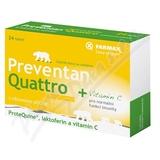 Preventan Quattro citron. přích. tbl. 24