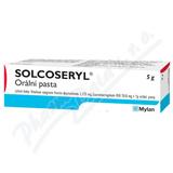 Solcoseryl 2. 125mg-g+10mg-g orm. pst. 1x5g