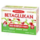 TEREZIA Betaglukan Trio komplex forte cps. 30