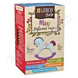 LEROS BABY Mix dětské bylinné čaje n. s. 5x4ks