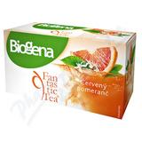 Čaj Biogena Fantastic Červený pomeranč 20x2. 2g