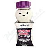 SAMBUCOL Pro Děti + vitamin C medvídci 60ks