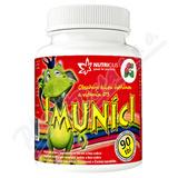 Imuníci - Hlíva ústřičná s vit.  D pro děti tbl. 90