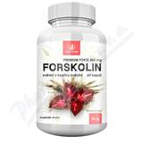 Allnature Forskolin Premium forte 400mg 60 kapslí