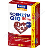 Revital Koenzym Q10 100mg+Se+vit. E cps. 30+30zdarma