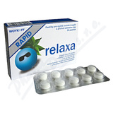 relaxa RAPID 30 pastilek