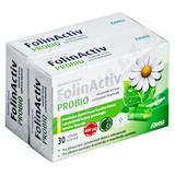 FolinActiv PROBIO DUO balení 2x30 tobolek