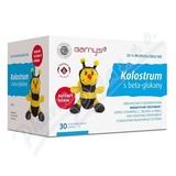 Barnys Kolostrum s beta-glukany cps. 30 + dárek