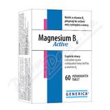 Magnesium B6 Active tbl. 60 Generica