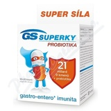 GS Superky probiotika cps. 60+20 ČR-SK