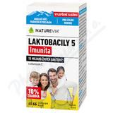 Swiss NatureVia Laktobacily 5 Imunita cps. 66