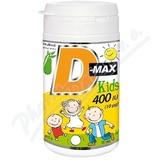 D-Max Kids 400 IU tbl. 90