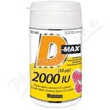 D-Max 2000 IU tbl. 90