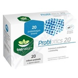 Probiotics 20 cps. 30 TOPNATUR