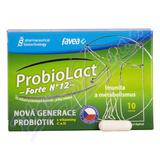 Favea ProbioLact Forte N°12 tob. 10