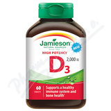 JAMIESON Vitamín D3 2000 IU tbl. 60