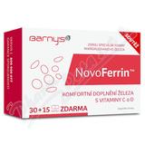 Barnys NovoFerrin cps. 30+15 ZDARMA