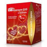 GS Koenzym Q10 60mg cps. 45+45 dárek 2020 ČR-SK