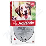 Advantix pro psy 10-25kg spot-on 4x2. 5ml