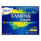 DH tampóny Tampax Compak Economy Regular 16 ks