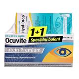 Ocuvite LUTEIN Premium tbl. 60+Hyal Drop multi 10ml