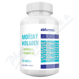 ABFARMIS Mořský kolagen + vit.  C + vit B3 cps. 30