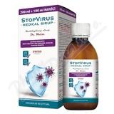 STOPVIRUS Medical sirup Dr.  Weiss 200+100ml NAVÍC