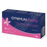 Gynimun Rapid 10 vaginálních čípků