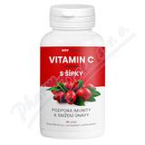 MOVit Vitamin C 1000mg se šípky 90 tablet