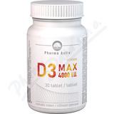 Vitamin D3 MAX 4000 I. U.  tbl. 30