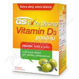 GS Extra Strong Vitamin D3 2000IU cps. 90 ČR-SK