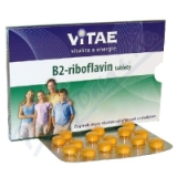 Vitae vitamin B2 - Riboflavin tablety tbl. 30
