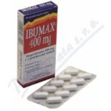Ibumax 400mg por. tbl. flm. 10x400mg