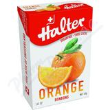 HALTER bonbóny Pomeranč (orange) 40g H203345