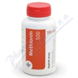 Methionin 500 tbl. 100 Fagron
