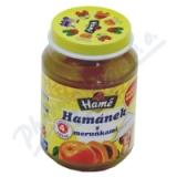 Hamánek kojenecká výživa s meruňkami 190g 4M