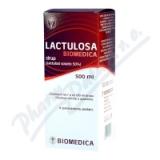 Lactulosa Biomedica 667mg-ml sir. 1x500ml