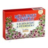 Müllerovy pastilky s echinaceou 24ks