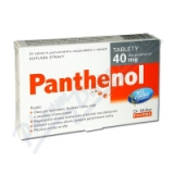 Panthenol tablety 40mg tbl. 24 Dr. Müller