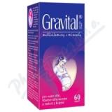 VitaHarmony Gravital tbl. 60 pro těhot. a koj. ženy