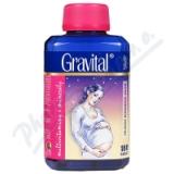 VitaHarmony Gravital tbl. 180 pro těhot. a koj. ženy