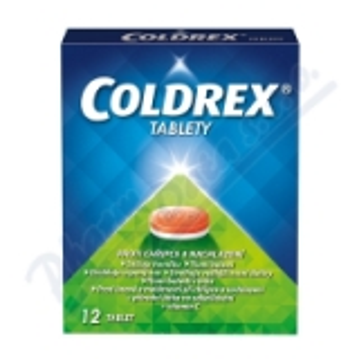 Coldrex por. tbl. nob. 12